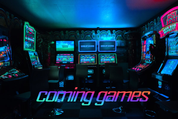 coming games