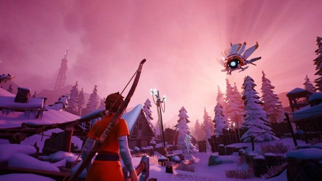 The Darwin Project games like fortnite battle royale