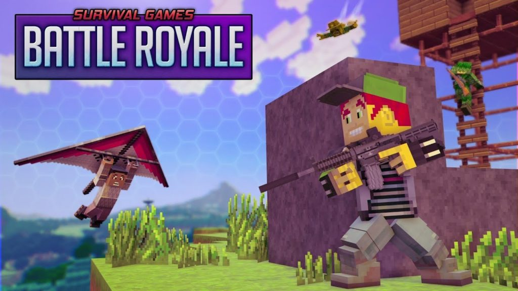 games like fortnite battle royale
