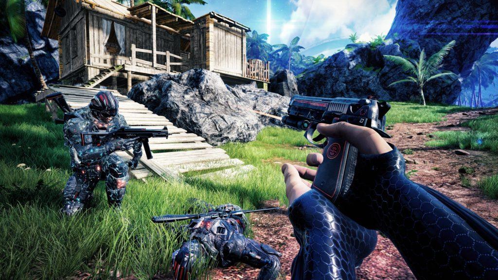 Island of Nyne: Battle Royale games like fortnite battle royale