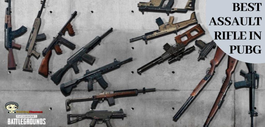 best gun in pubg img