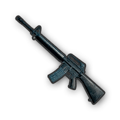 Best assault rifle in pubg 10 M16A4