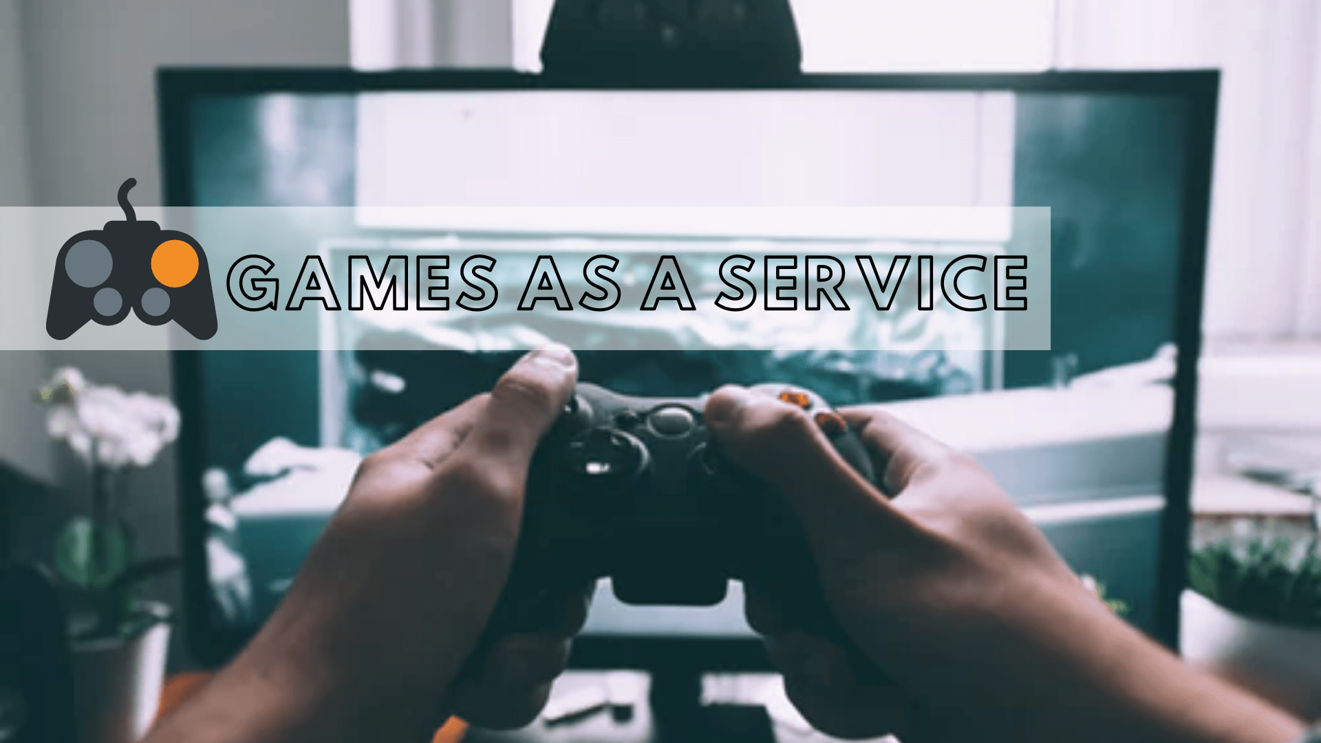 Image for Games as a services