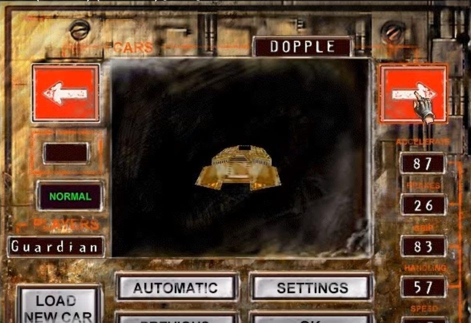 POD game Screenshot