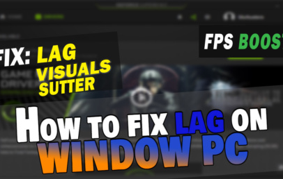 how to fix gaming lag feature image